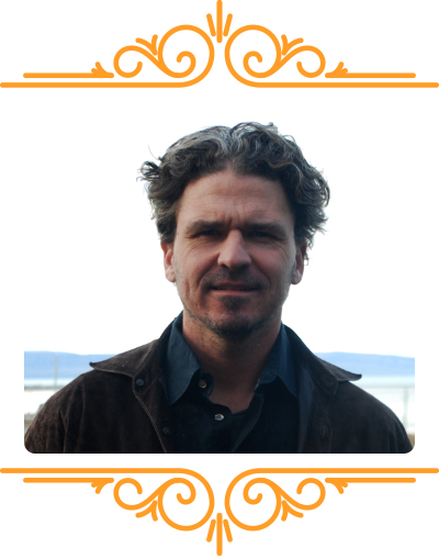Dave Eggers - Dave Eggers is the co-founder of 826 National and as a child was too scared of the Oompa Loompas to be able to watch Charlie and the Chocolate Factory.