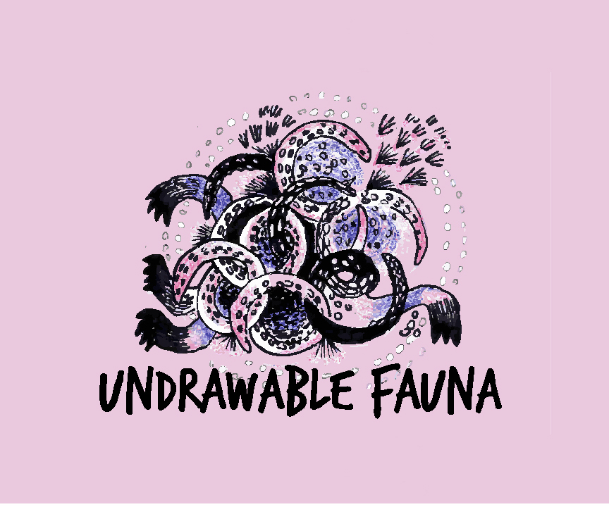 In The Undrawable Stories Challenge 2: Undrawable Fauna fourteen fearless young writers from all over New Orleans dreamed up never before seen creatures and then challenged artists of all ages to bring them to life at Press Street's 9th Annual 24-Hour Draw-A-Thon.