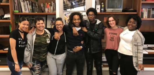 The 2017-2018 Young Writers' Council