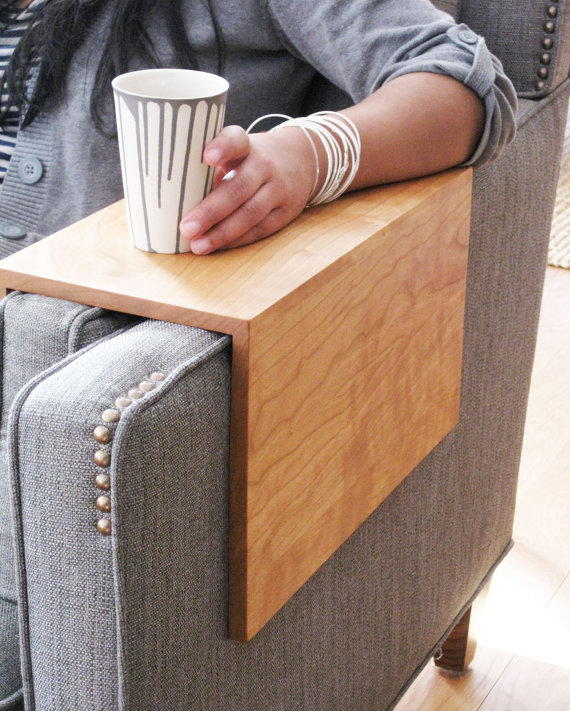 Delicieux Couch Arm Wrap