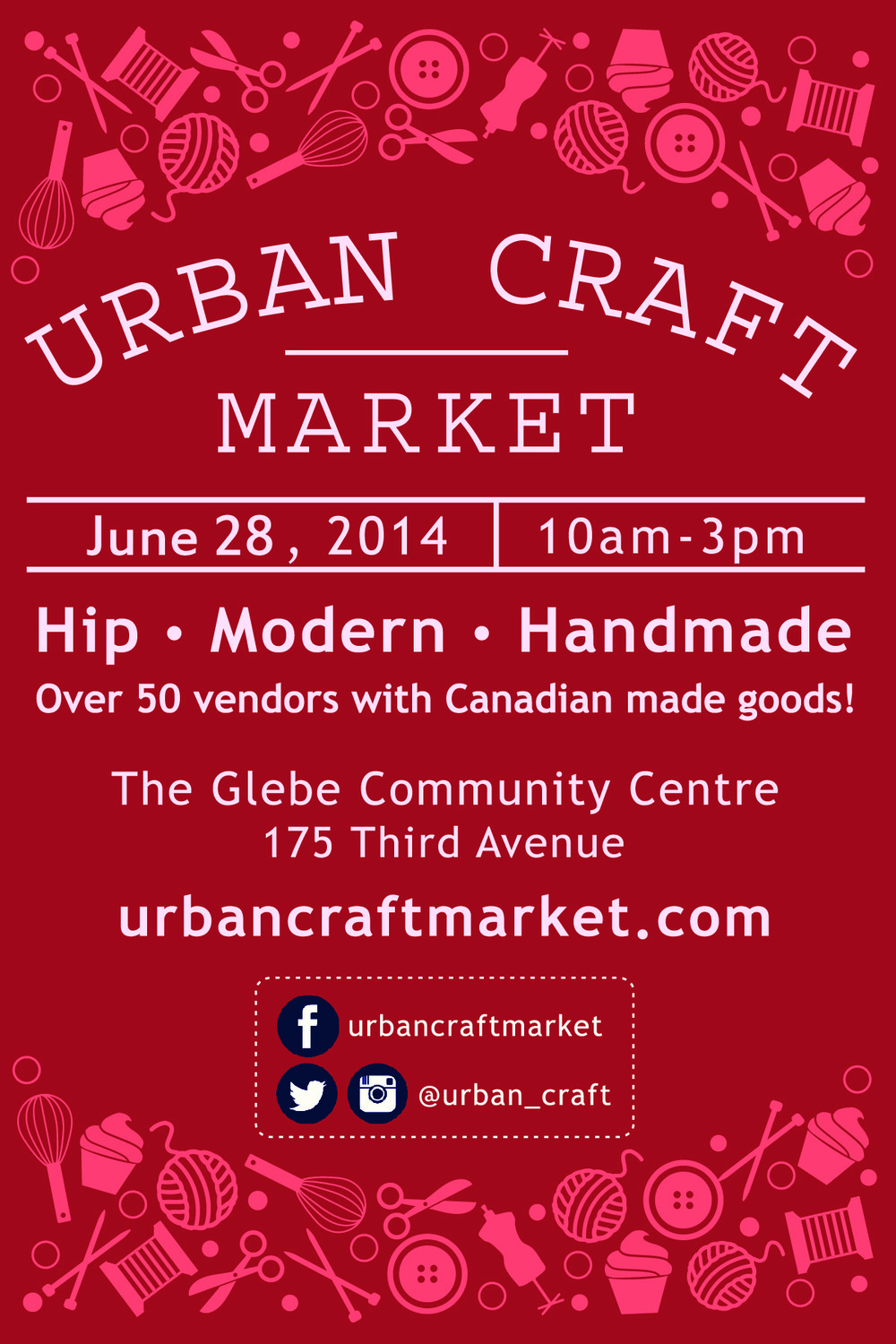 Glebe Community Centre Craft Show