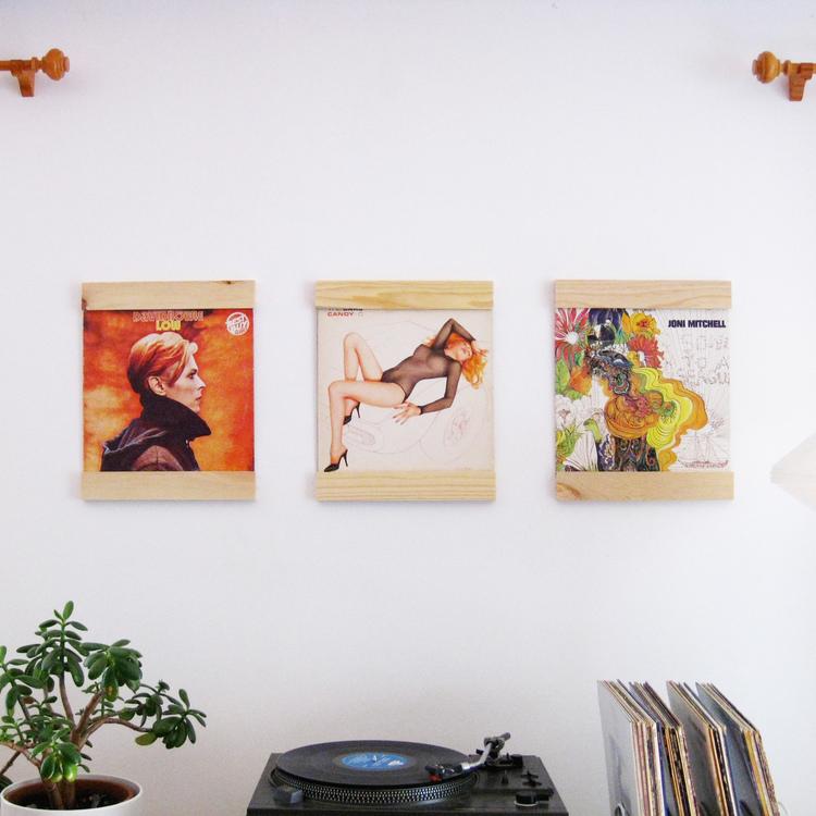 LP Frames - Record Display — BLISSCRAFT + BRAZEN