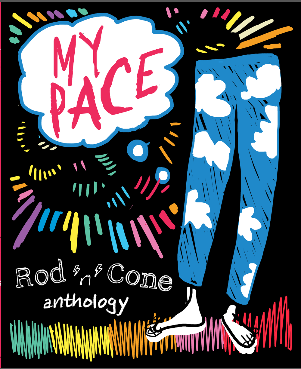 rodandconepress: Biannual comics anthology debuts in two weeks @ SPX! Cooper Whittlesey Anna McGlynn Iona Fox Hannah Kaplan Reilly Hadden Sophie Yanow Stephanie Kwak No theme, just focused on strong writing // spark. Me 'n' Anna's small press debut!
