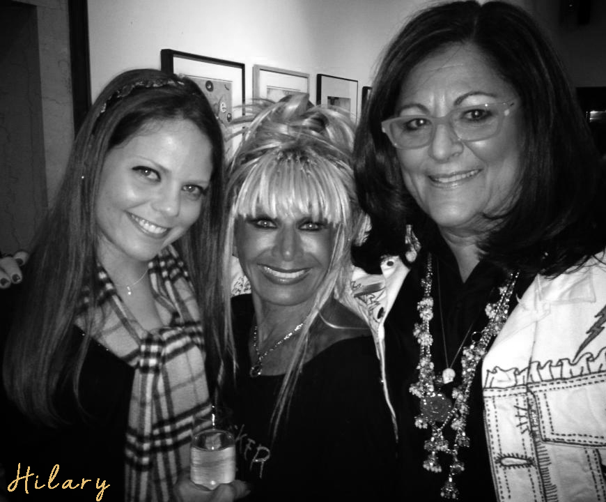 Betsey Johnson + Fern Mallis