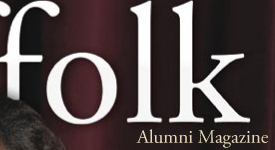 Suffolk University Alumni Magazine
