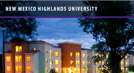 Web Design and Academic Collateral:NMHU