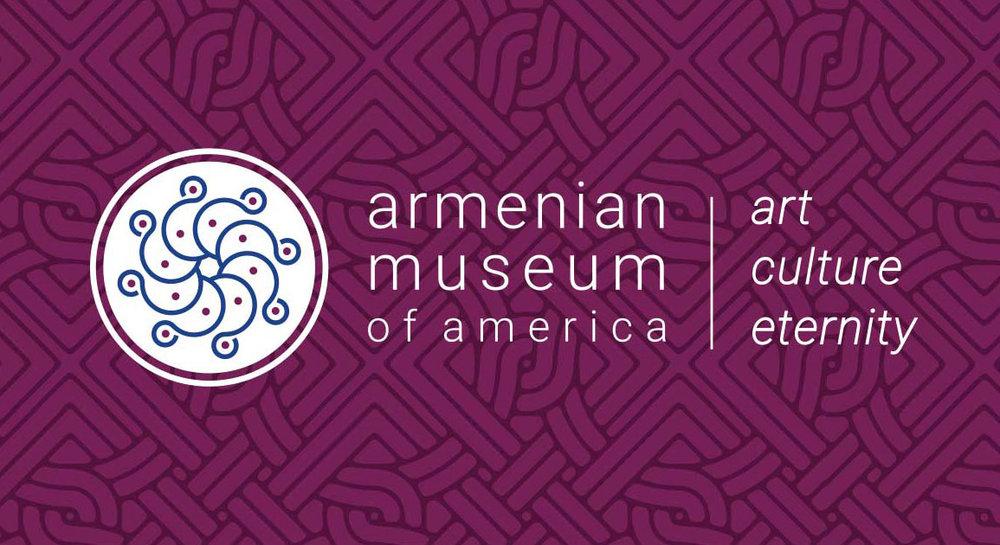Armenian Museum of America Rebranding