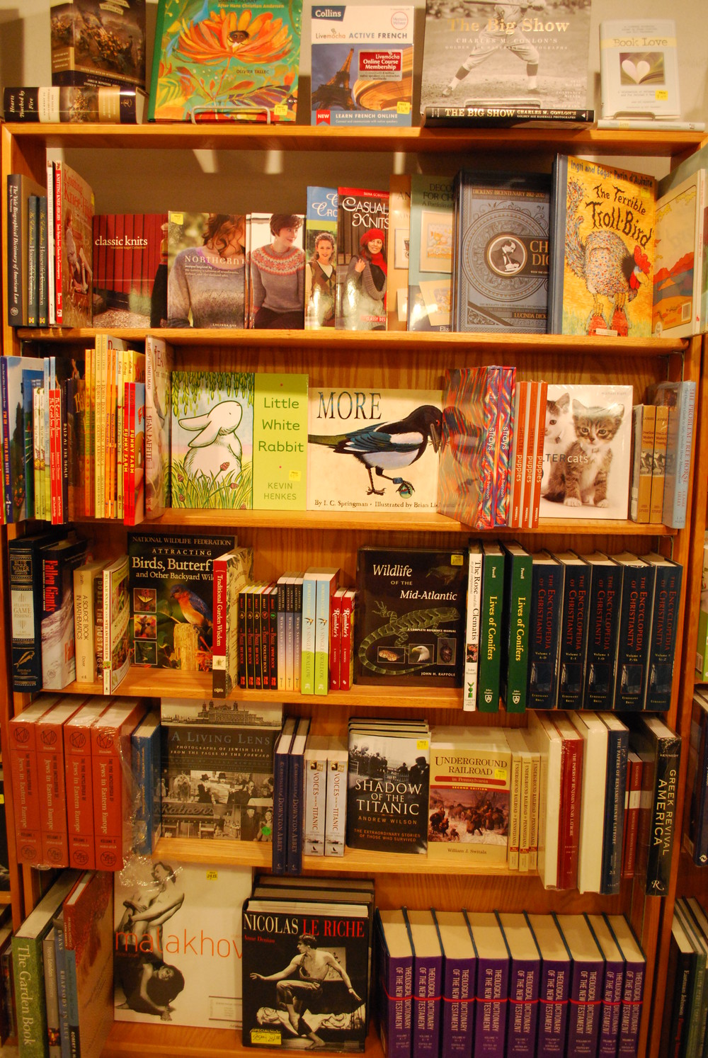 sale assorted nonfiction and children's books