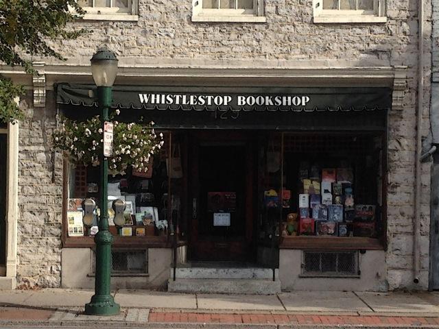 Whistlestop Bookshop