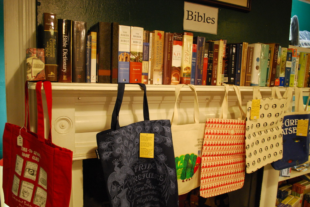 totes and bibles