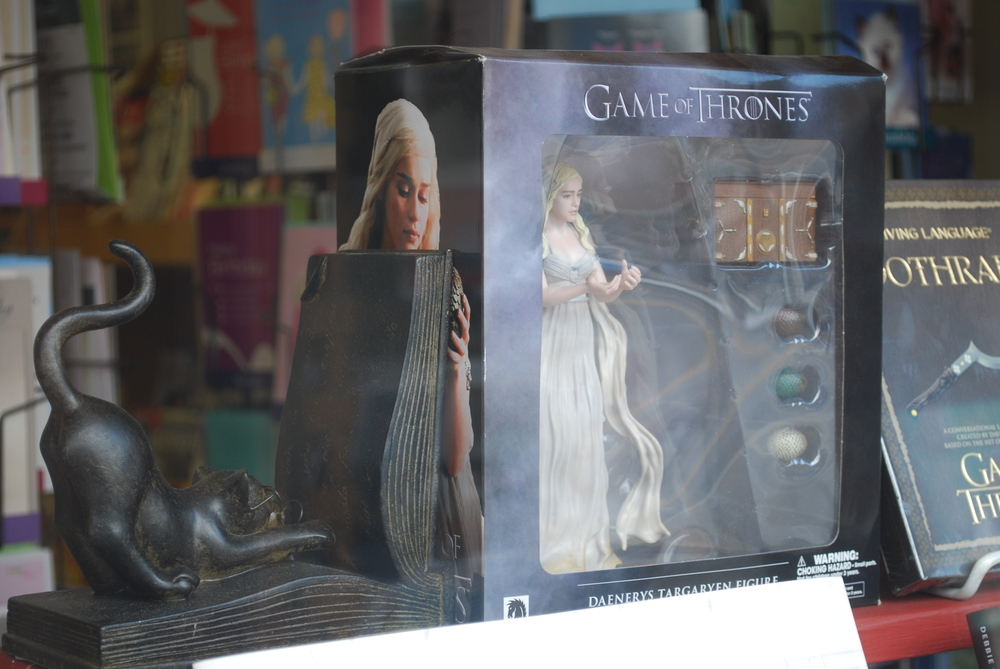 A touch of our Game of Thrones books and gifts