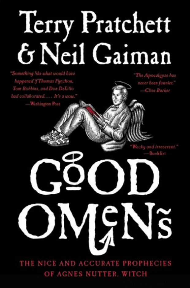 Good Omens: The Nice and Accurate Prophecies of Agnes Nutter, Witch —  WHISTLESTOP BOOKSHOP