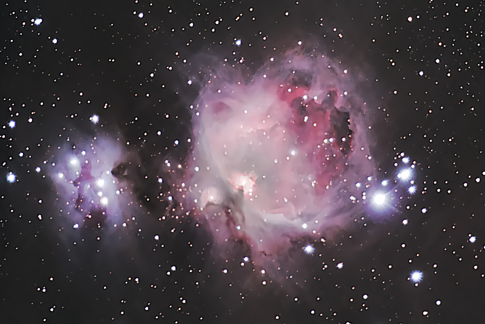 M42 – The Great Orion Nebula