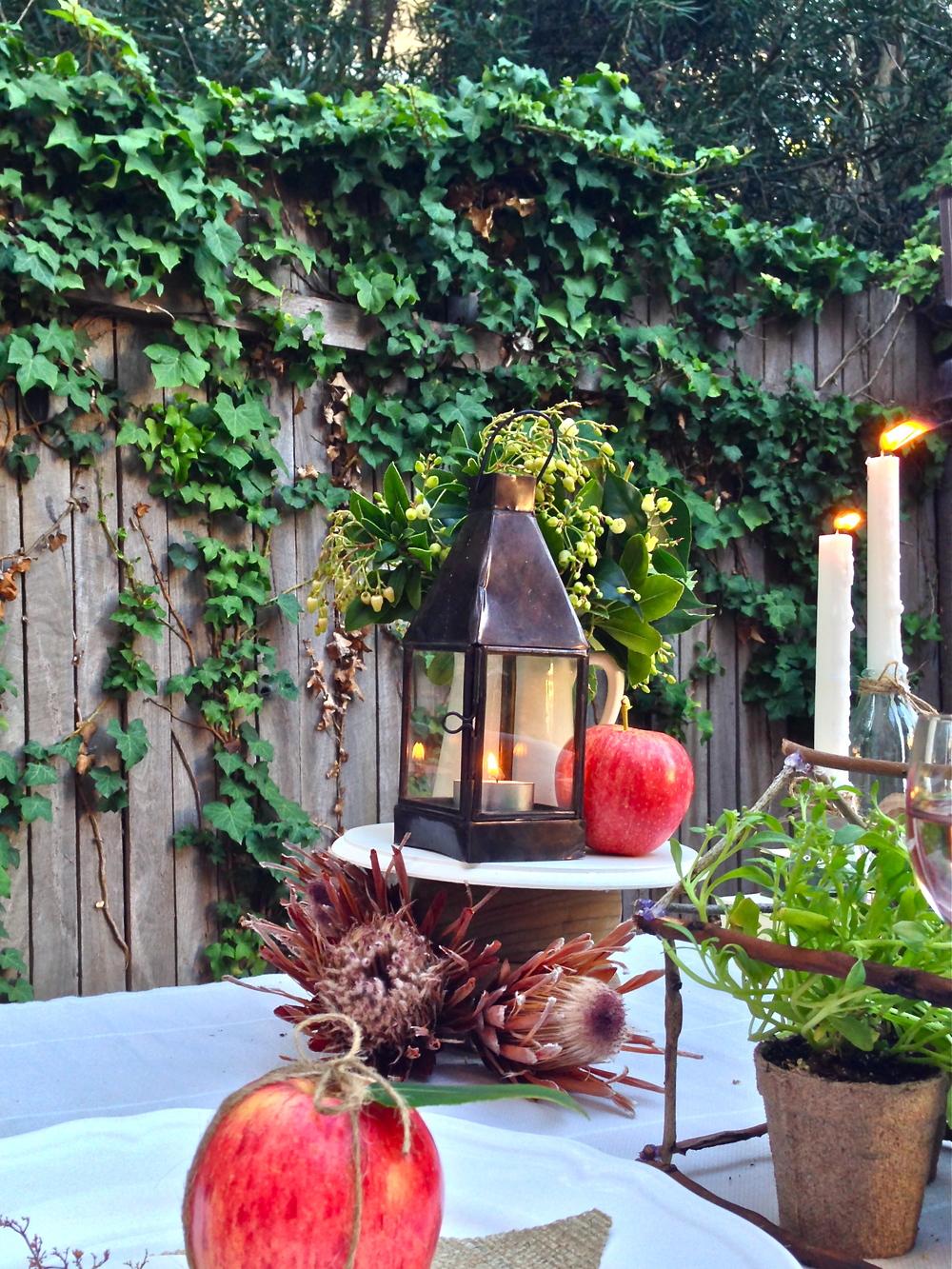Outdoor Garden Party via Delighted Magazine