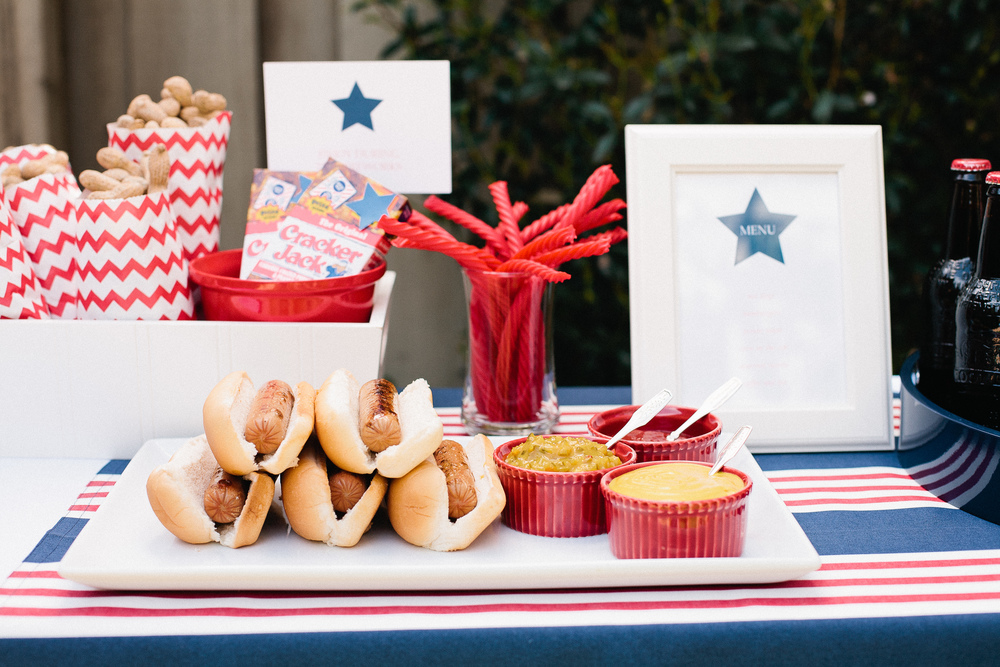 4th of July Party via Delighted