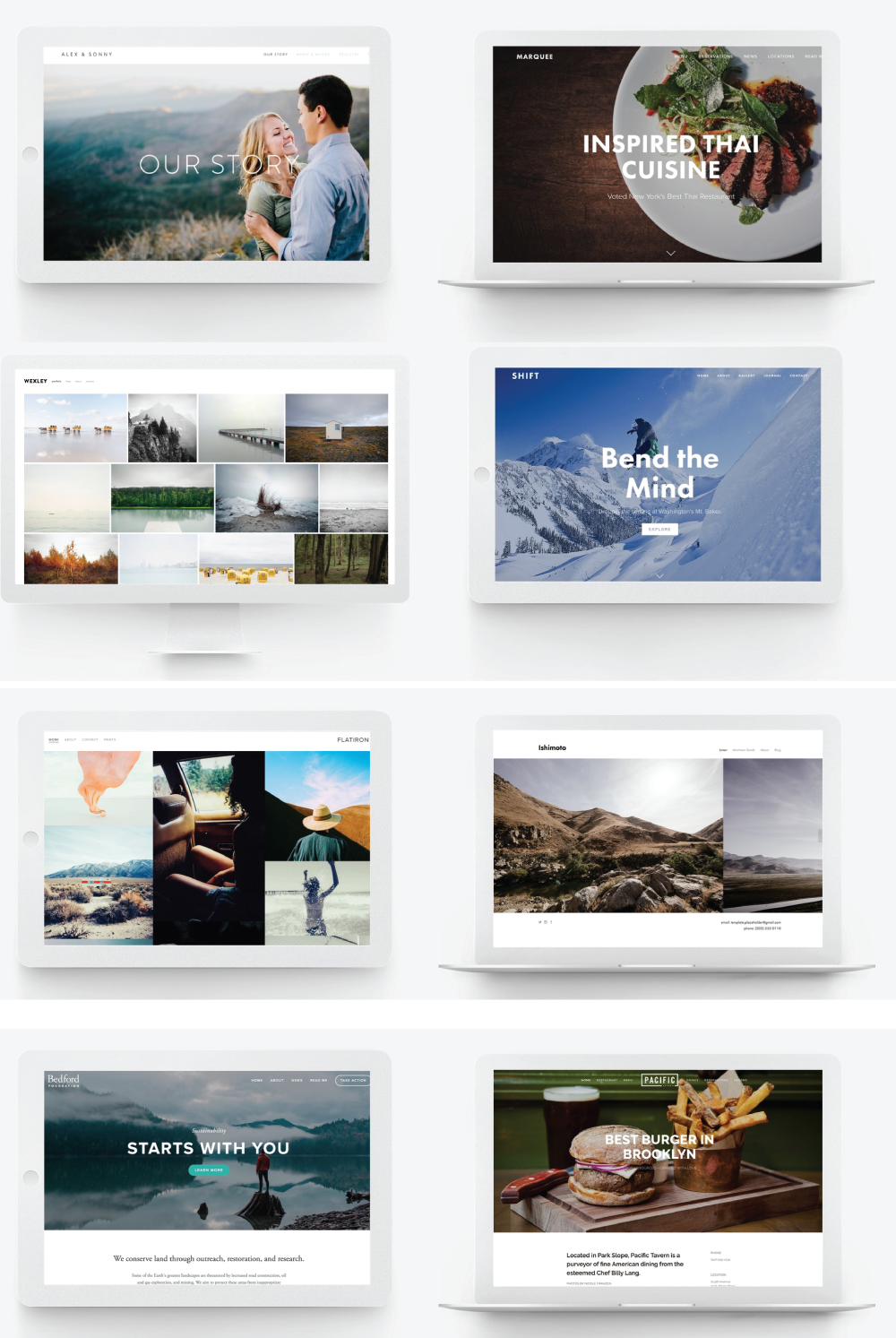 20 Reasons to Consider Squarespace for Your Website from Delighted Creative Co.