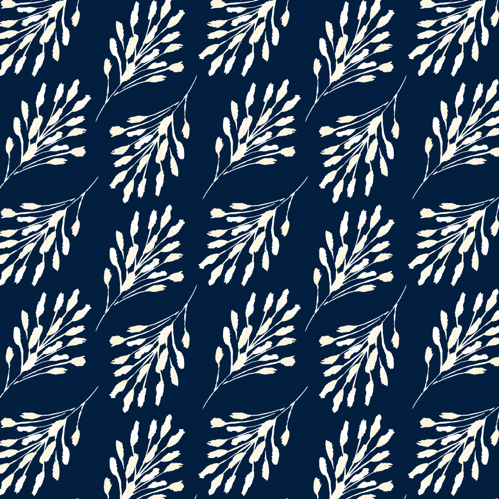 Floral Pattern by Amanda Gomes • delightedco.com