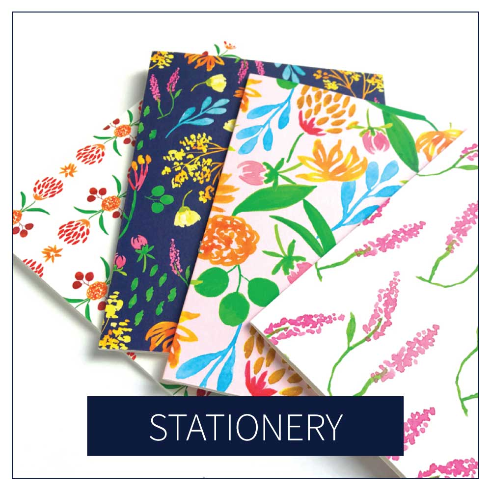 Shop Stationery at Amanda Gomes Design • Notecards and more
