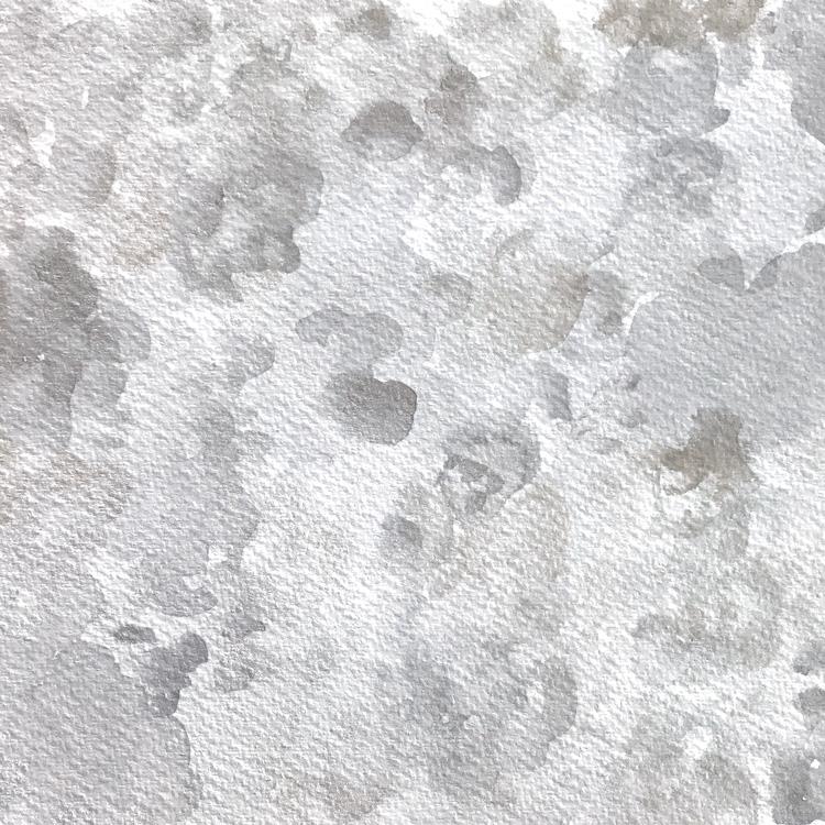 Amanda Gomes Watercolor Abstract Pattern