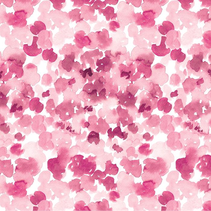 Amanda Gomes Abstract Watercolor pattern