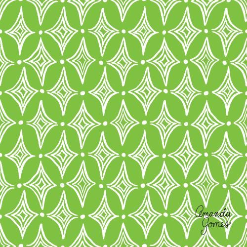 Amanda Gomes Surface Pattern Design #geometricpattern #surfacepatterndesign #surfaceart #gouache