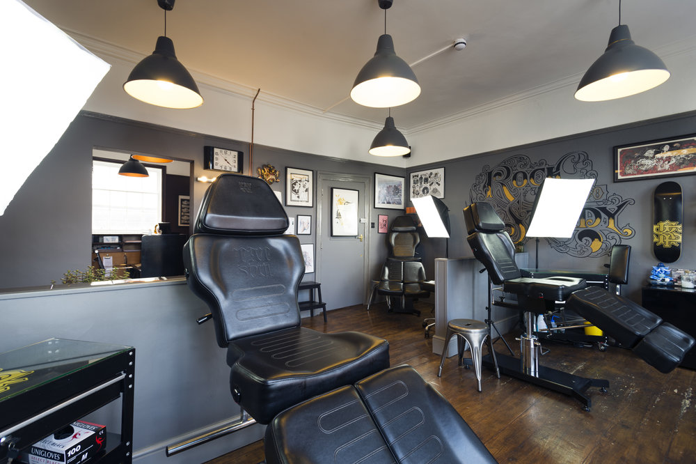 Rock Steady Tattoo Parlour, Worthing