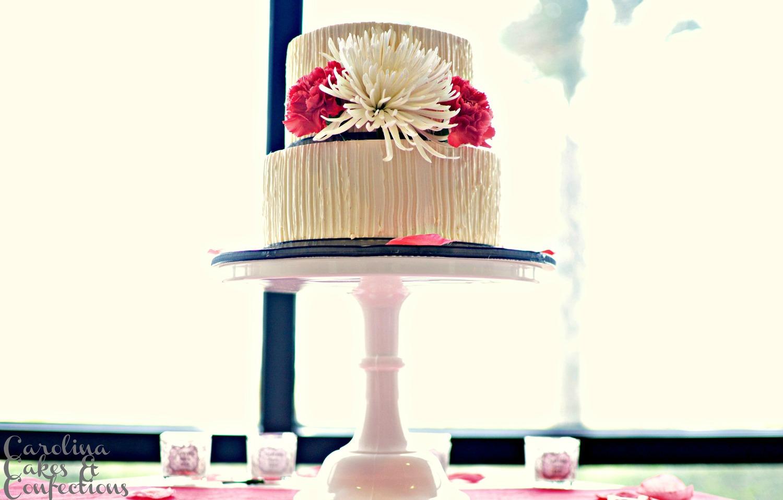 Wedding Cakes — Carolina Cakes & Confections
