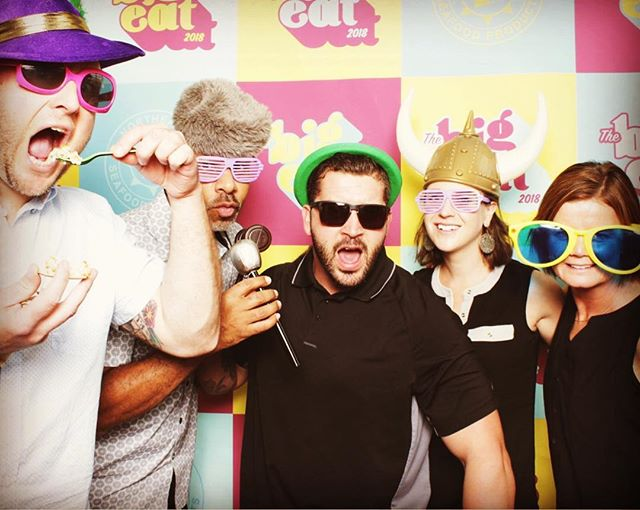 Eat Big at #thebigeat #eatdenver #thursdaynight  #photobooth #lightbooth #photoboothdenver #photoboothfun #photoboothparty #instaphotobooth #denver #colorado #dcpa