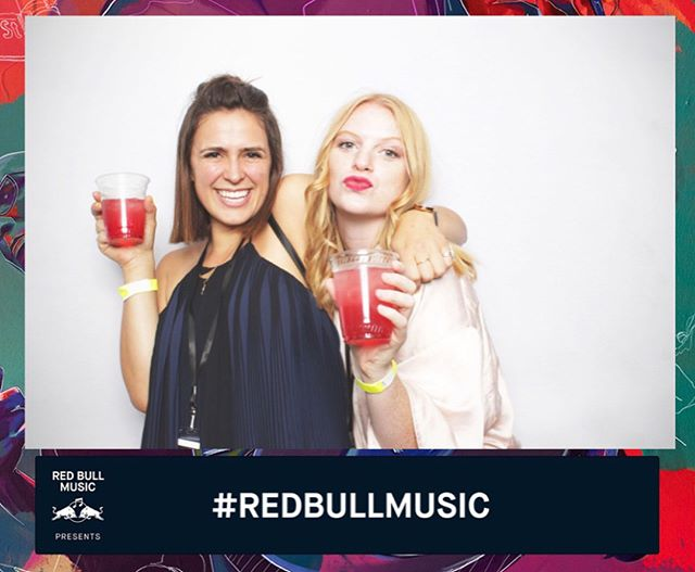 Throwback to last weekend, rockin' block party with #redbullmusic #goodnessblockparty #lightbooth #photobooth #denver #tbt