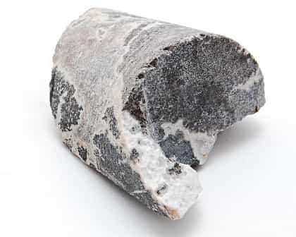 Sandstone core plug