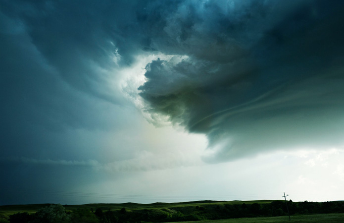 Camille Seaman: Witness of a Storm Chaser