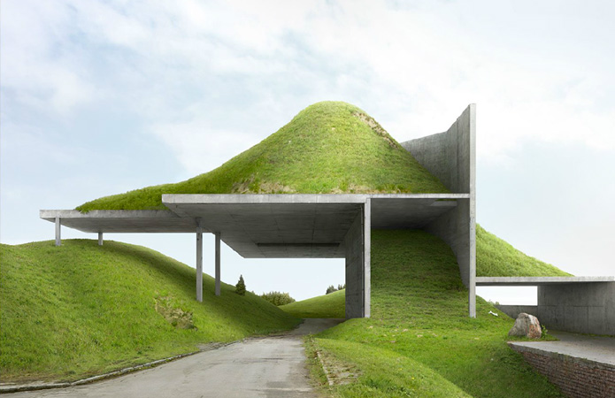 Filip Dujardin: Impossible Architecture