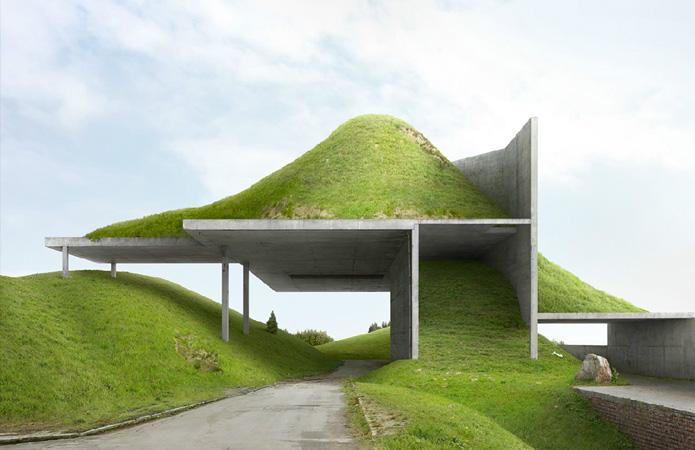 Filip Dujardin: Impossible Architecture