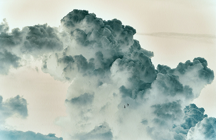 Christian Schmidt: Sky, Water, Cloud.