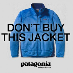 Patagonia 's bold stand against consumerism in this  Black Friday ad  spoke volumes of their vision that they are in it for the long haul – even at the expense of short-term profits.