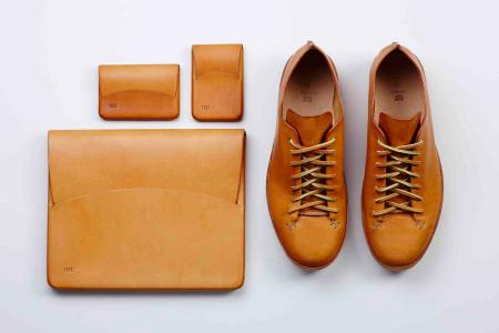 Feit   Hand-crafted biodegradable leather and cork