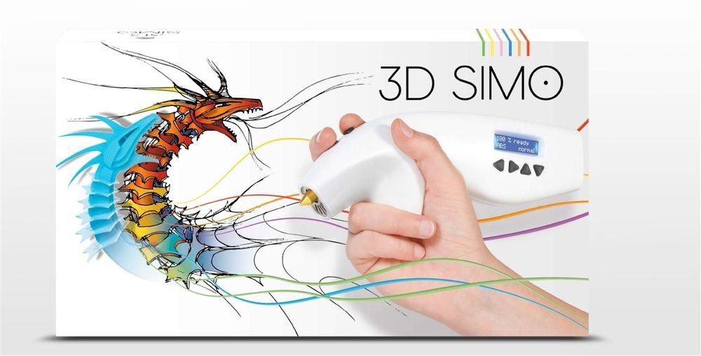 Image Courtesy: 3DSimo | Kickstarter