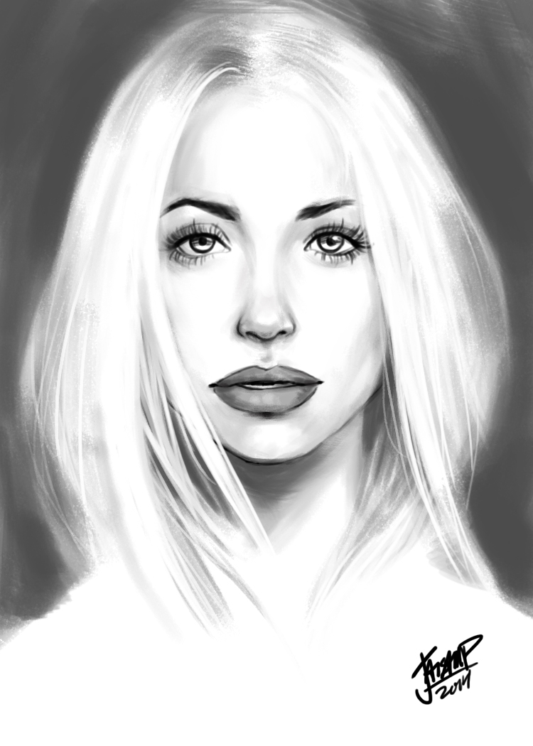 Rita Ora Portrait