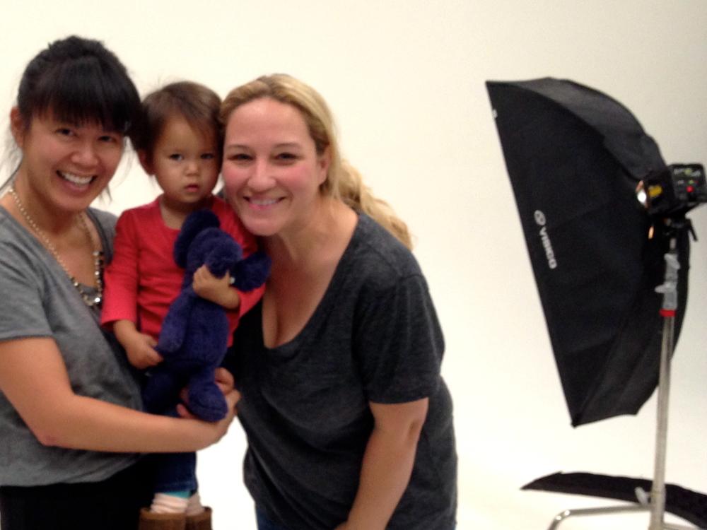 with photographer Rena Durham :)