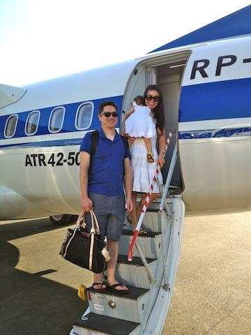 going to Palawan