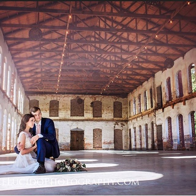 We can't wait to have a wedding at @theprovidencecottonmill; @jamielucidoweddings captured the space beautifully! There's a lot of buzz about this historic open-air pavilion. Check out their gallery on IG and dream away! Oh and don't forget to call us to help with planning; pretty please!  #bestdayever #charlotteweddingplanner #charlotteweddings #charlottewedding #ncweddings #carolinabride #weddingplanner #ncweddingplanner #charlotteweddingvenue #weddinginspiration #weddingdesign #southernweddingplanner #southernbride #ncwedding #carolinawedding #eventplanner #northcarolinabride