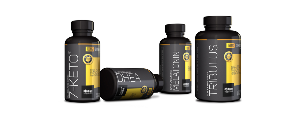 Chosen Vitamins Black Series