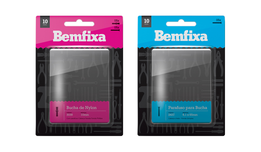 Bemfixa New Packaging
