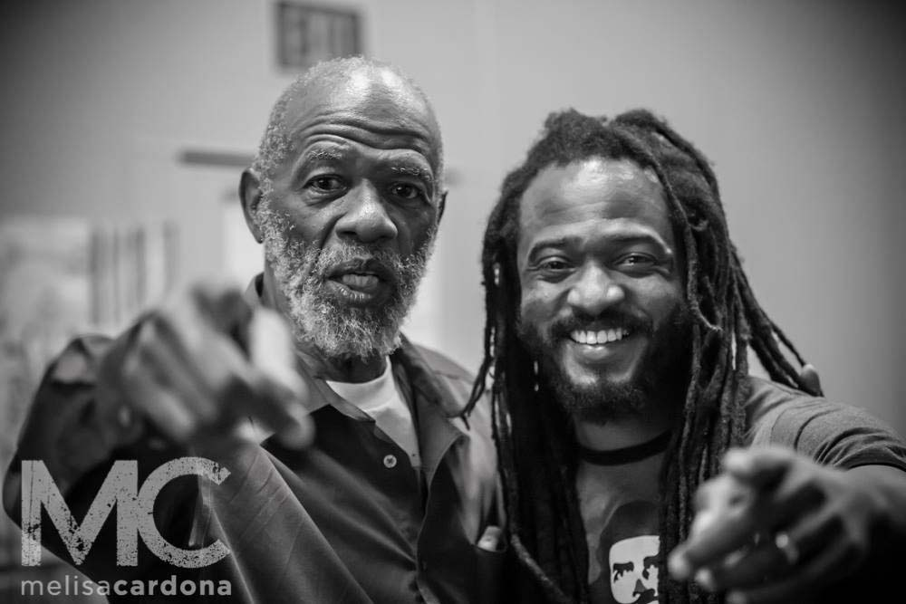 John and Weebo O'Neal. Photo: Melisa Cardona