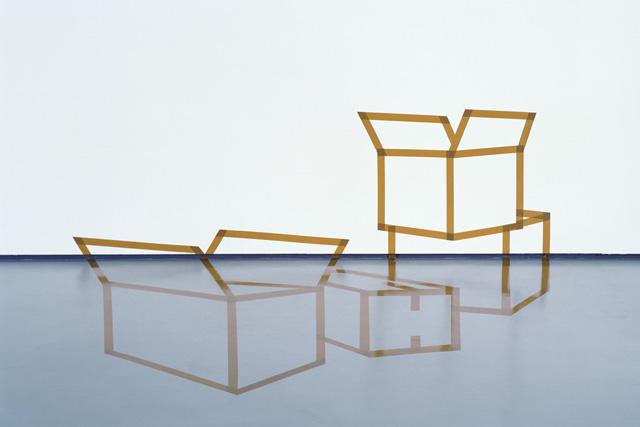 Beautiful tape installations by Igor Eskinja