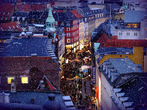 christmas in copenhagen…