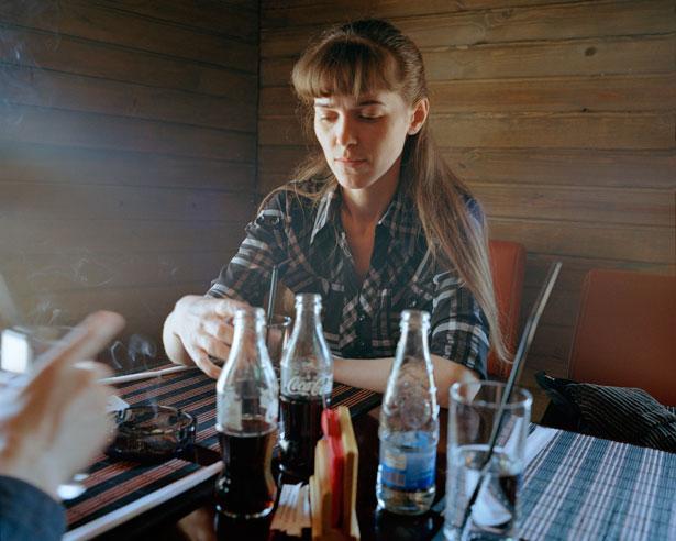manymany :      Sasha Rudensky