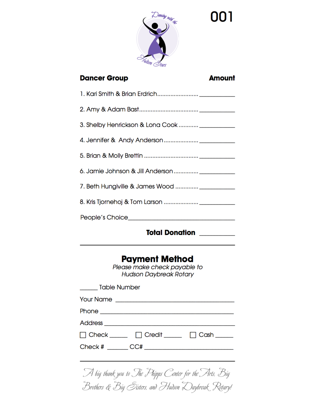 Print this out.... write a check.... and mail in to Hudson Daybreak Rotary or I'll deliver!
