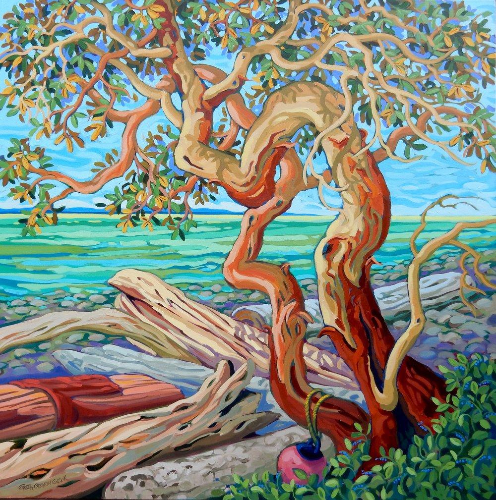 BEACON OF HOPE (50x50)
