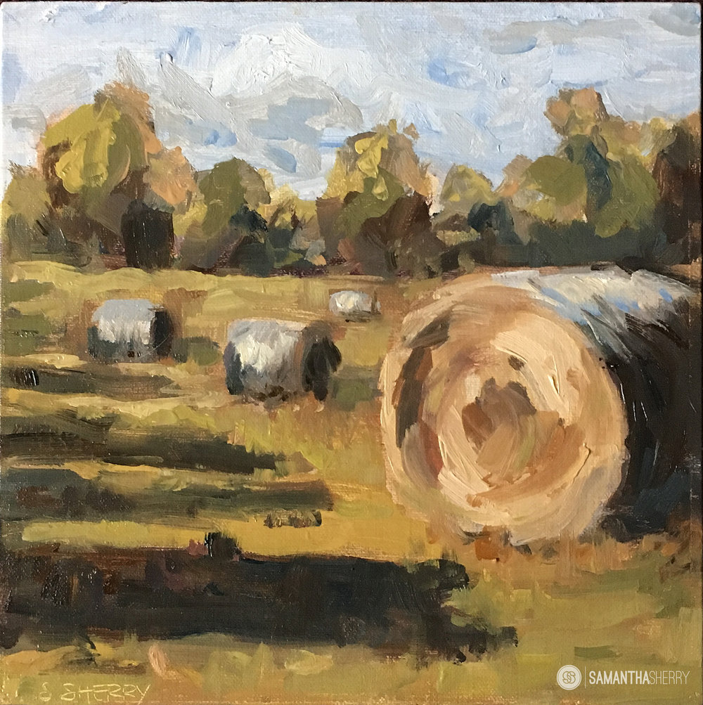 hay bales plein air WM.jpg